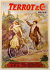 Terrot & Cie Bicycle Poster