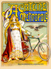 Acatene Metropole Bicycle Poster