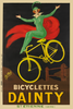 Bicyclette Dainty Bicycle Poster