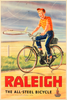Raleigh Poster