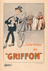 Griffon Bicycle Poster