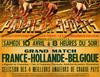 Palais Sports Belgian Bicycle Poster