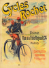 Rochet Soldier Bicycle Poster