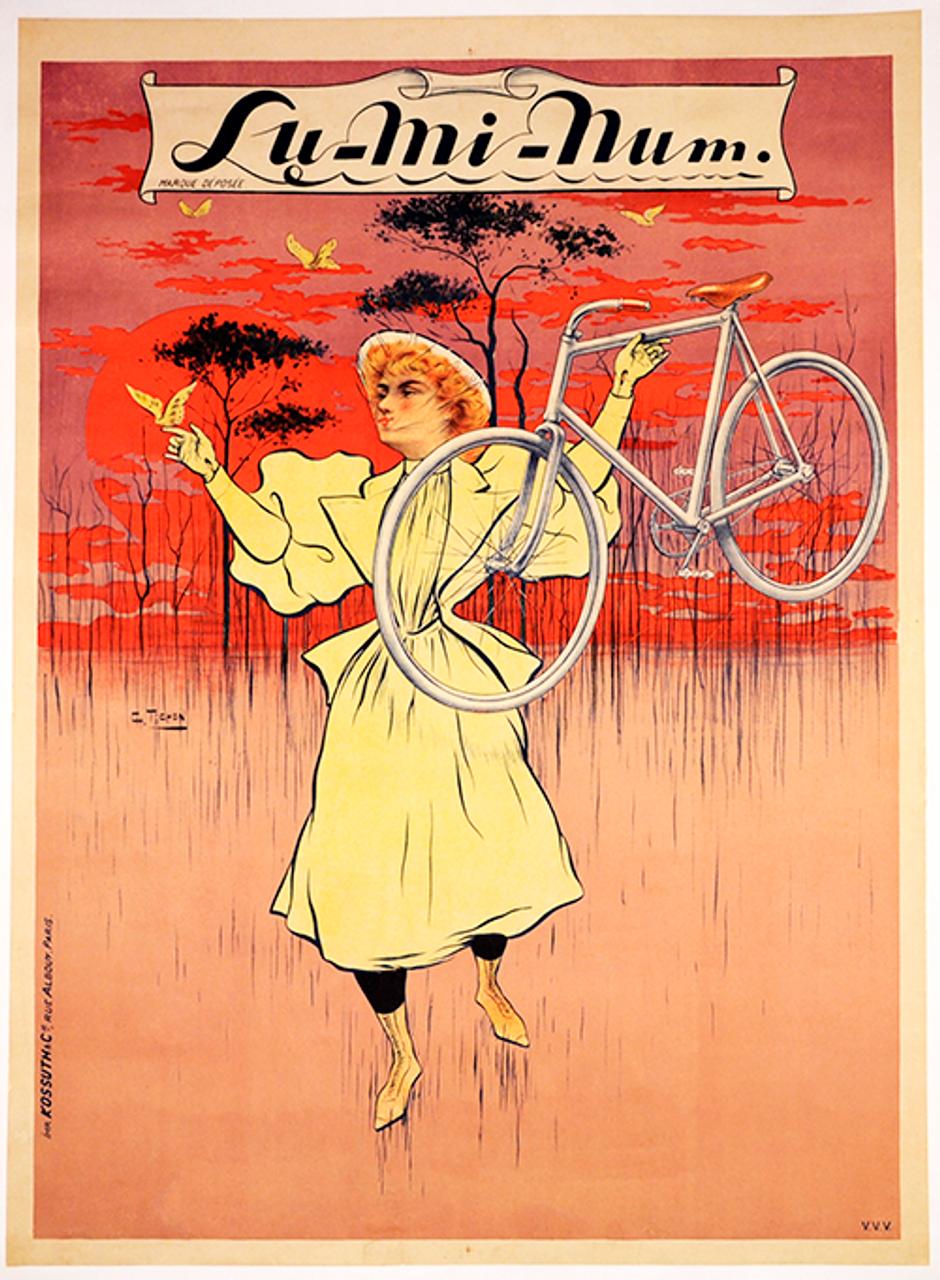 Lu-Mi-Num Poster