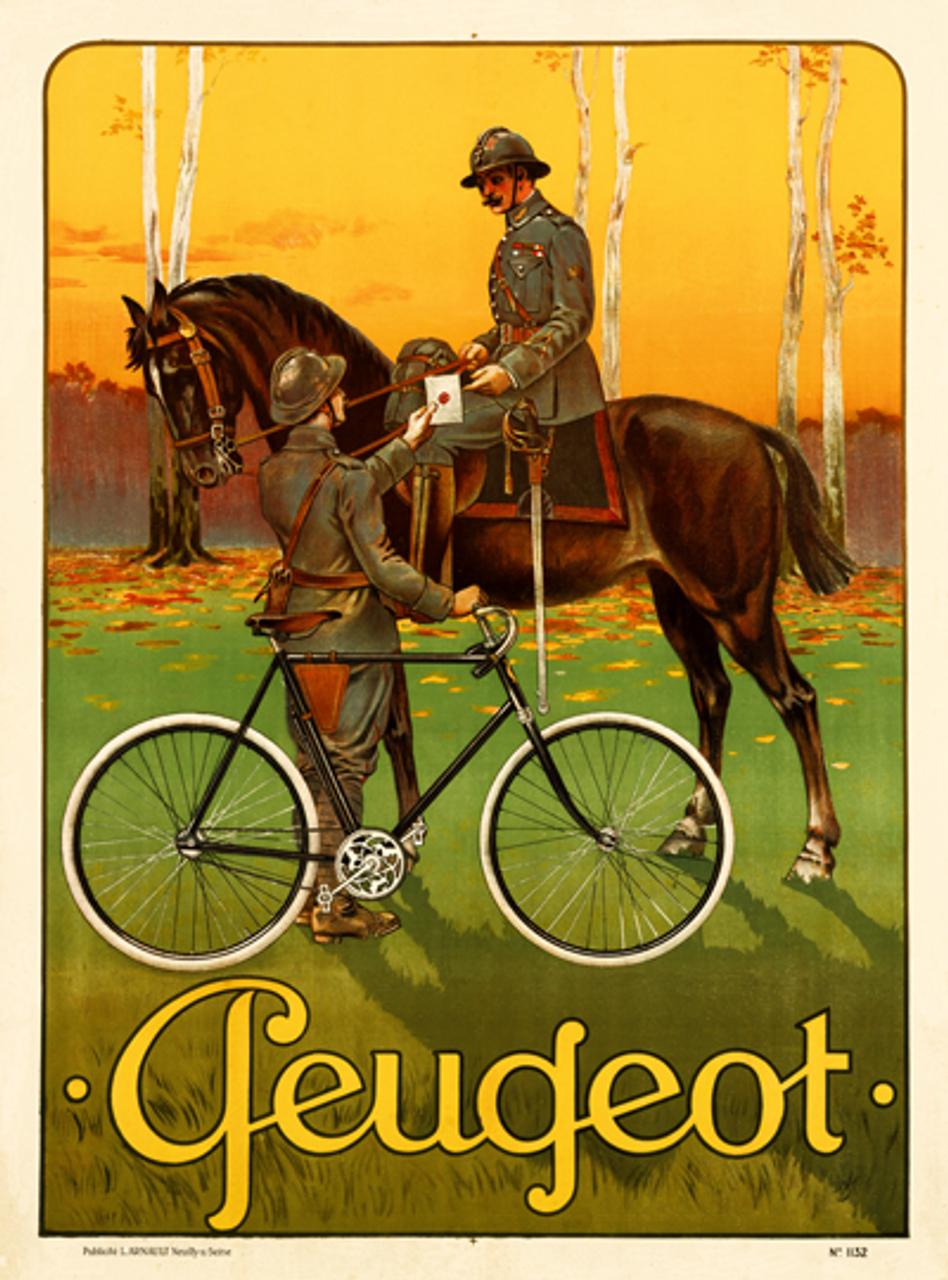 Peugeot I Poster
