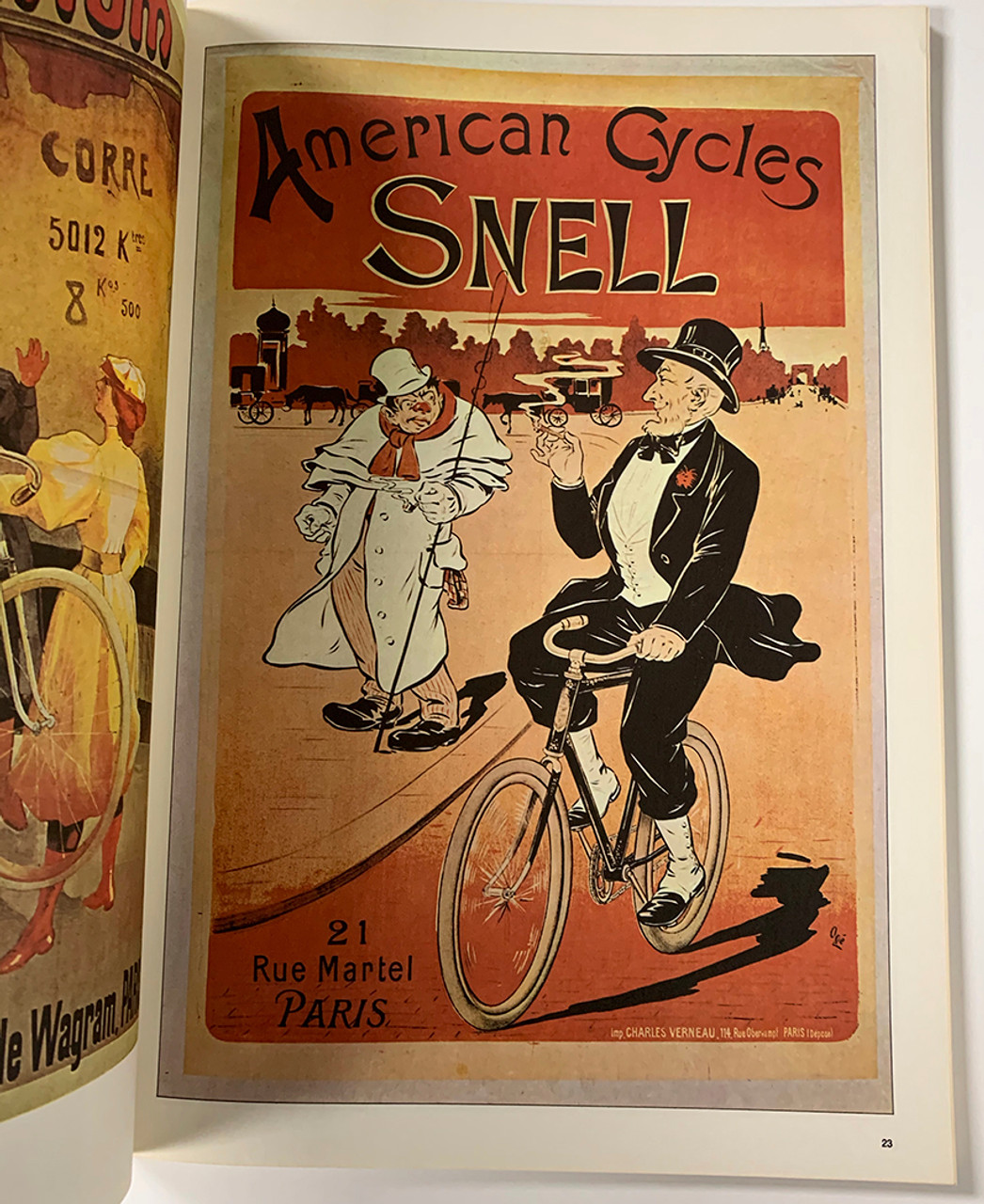 100 Years of Bicycle Posters - Poster Image Page