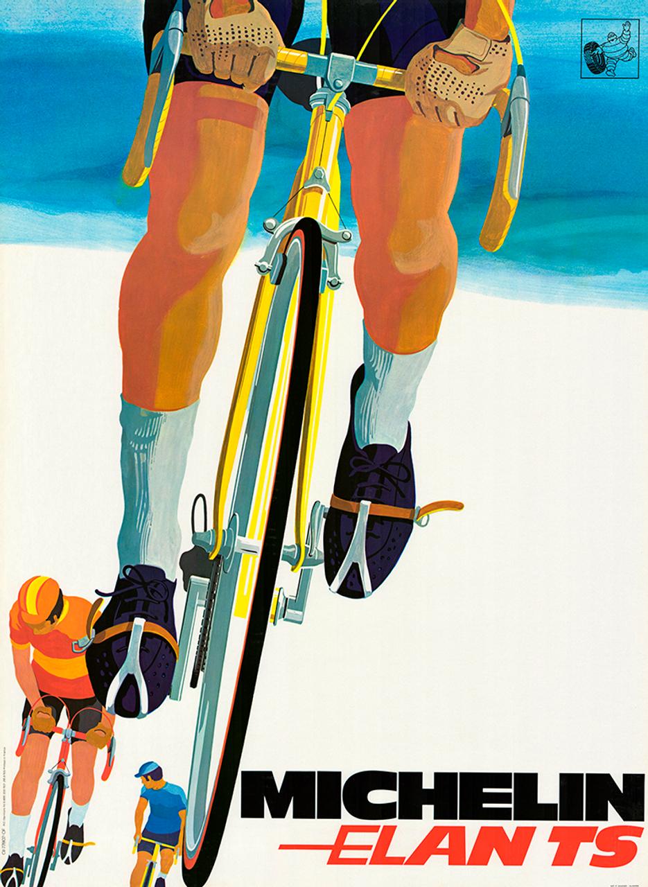 Michelin Elan TS Poster