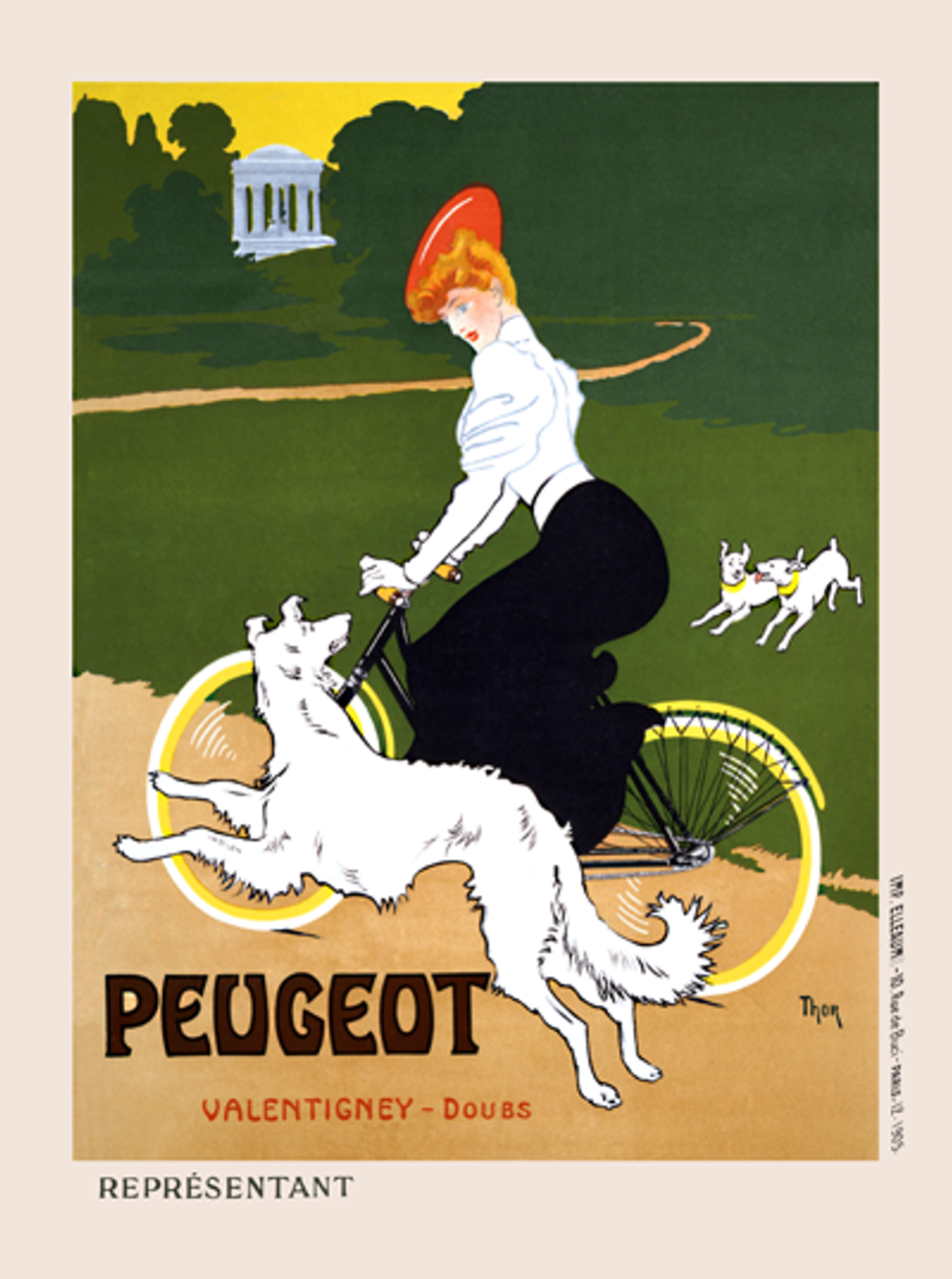 Peugeot II Poster