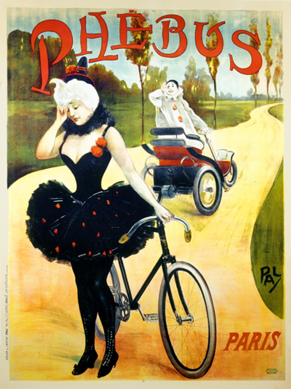 Phebus Poster