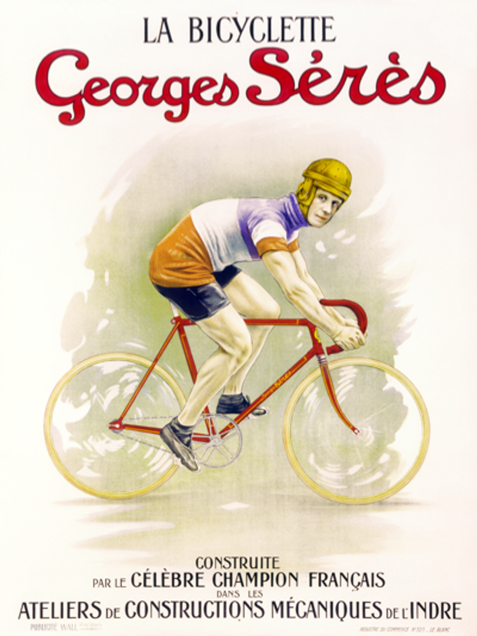 Georges Seres Poster