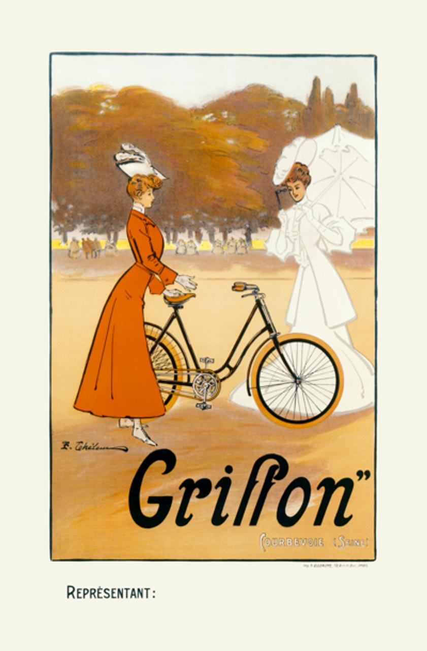 Griffon I Poster