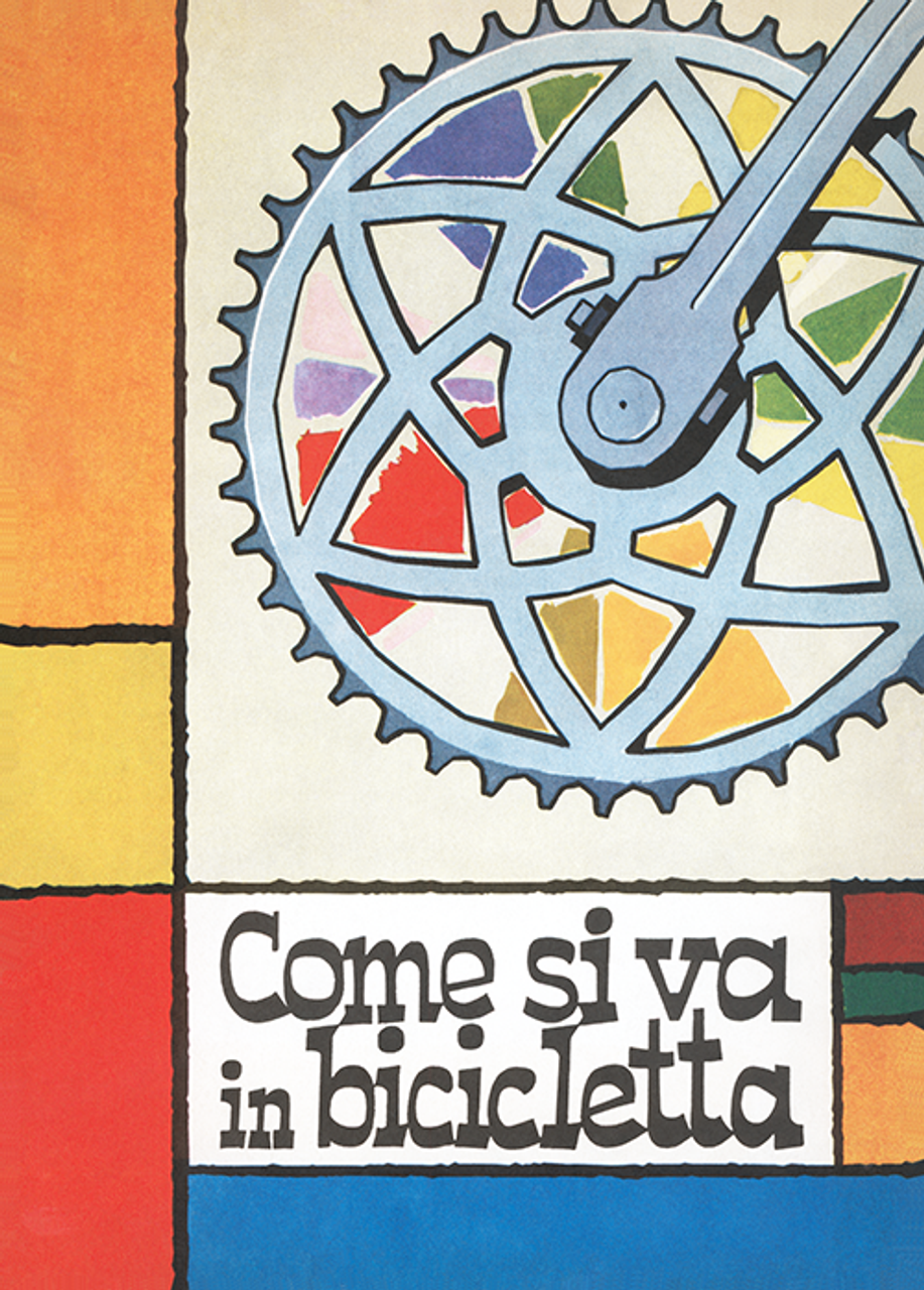 Bicycletta Bicycle Poster