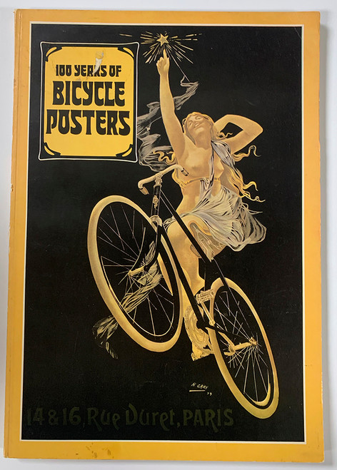 100 Years of Bicycle Posters - Front Cover