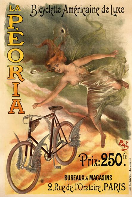La Peoria Poster