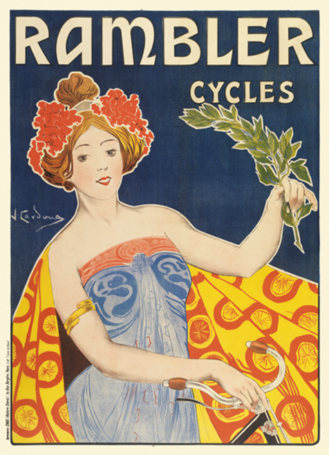 Rambler Cycles Poster