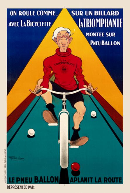 La Triomphante Poster
