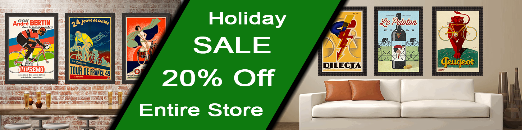 Holiday Sale Entire site on SALE