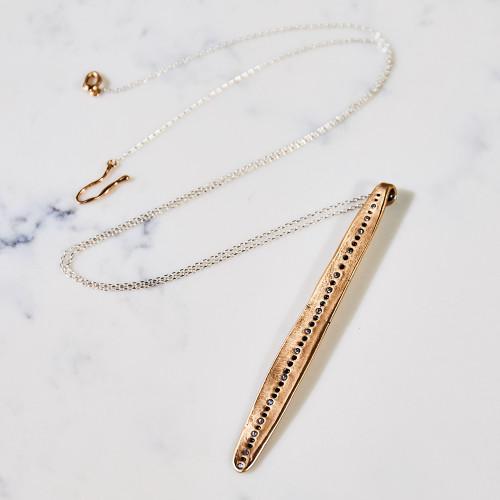 Cirrus Necklace by Julie Cohn Design