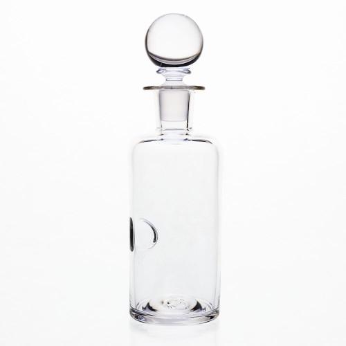 Oklahoma Decanter by Terrane Glass Co.