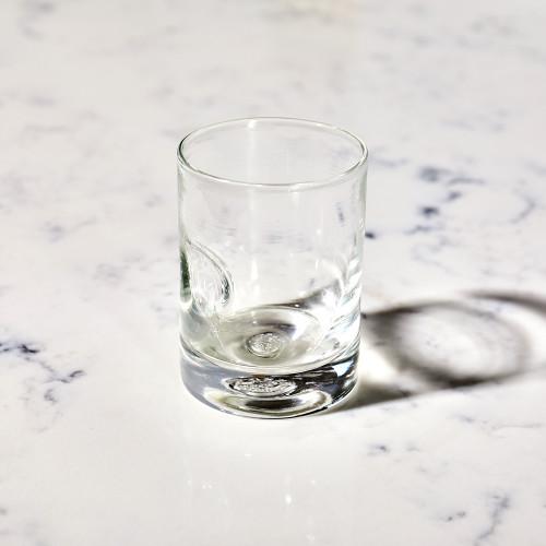 Oklahoma Rocks Glass by Terrane Glass