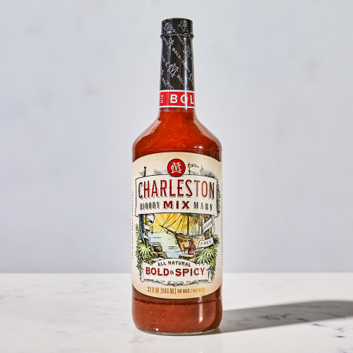 Charleston Bloody Mary Mix by Charleston Beverage Company