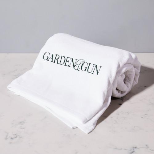 G&G Signature Beach Towel