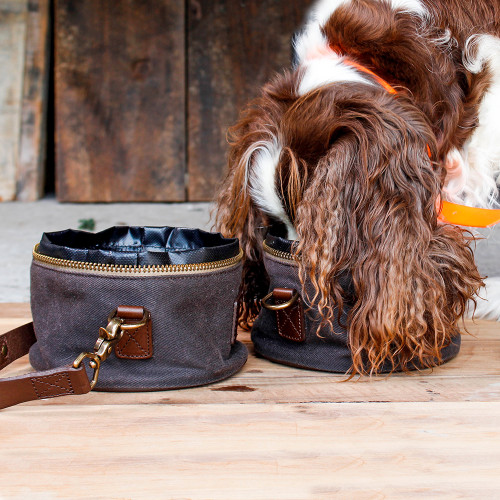 Expedition Dog Bowl by Wren & Ivy