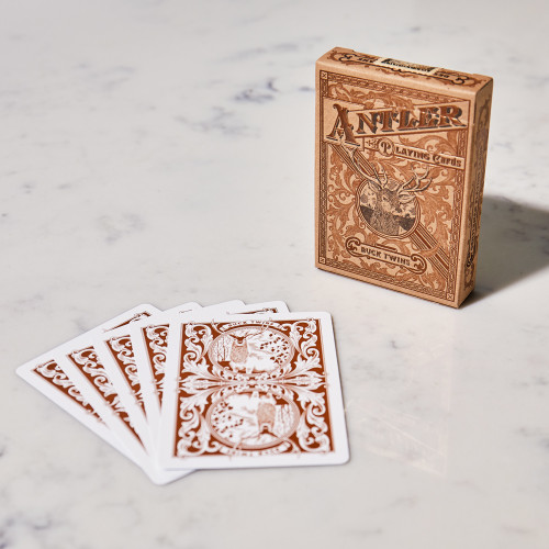 Antler Playing Cards by Art of Play