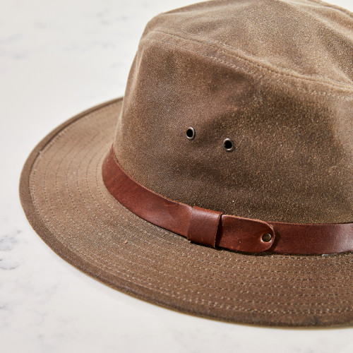 Field Hat by Tom Beckbe