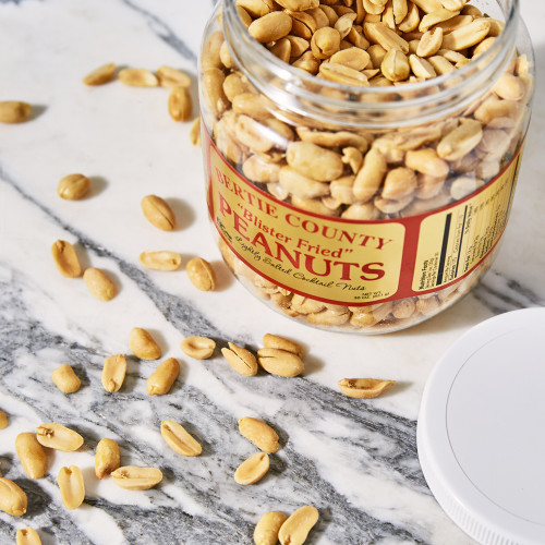 Blister Fried Peanuts by Bertie County Peanuts