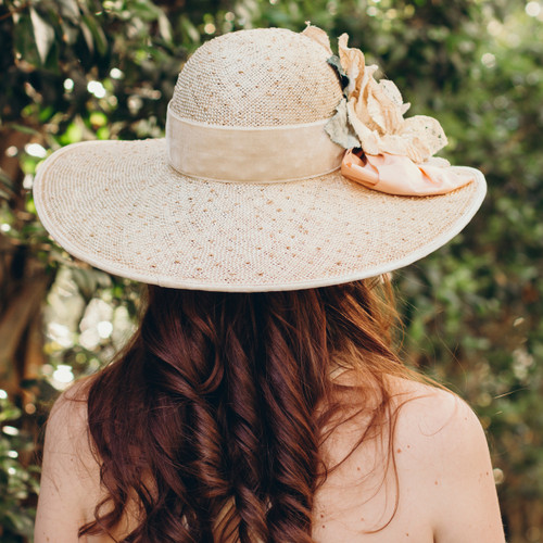 The Josephine Derby Hat by Louise Green