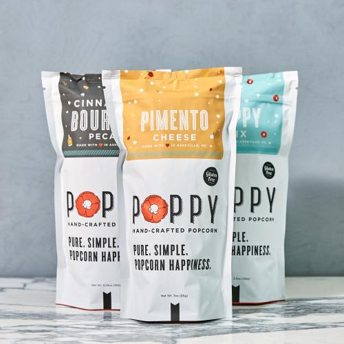 Poppy Market Bag by Poppy Handcrafted Popcorn