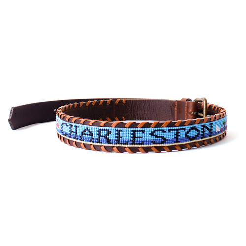 Charleston Beaded Belt