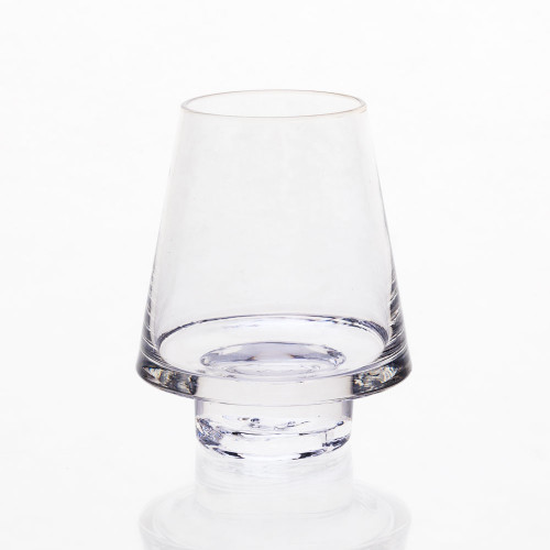 Modern Snifter by Terrane Glass Co.