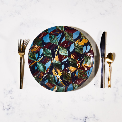 Studiolo Dinner Plates by Siren Song