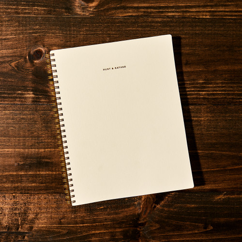Fieldshop Notebook by Appointed