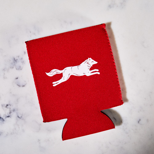 Fox Coozie by Garden & Gun