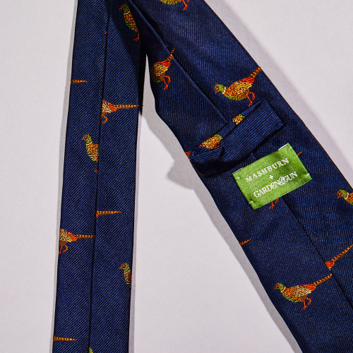 Rooster Pheasant Tie by Sid Mashburn