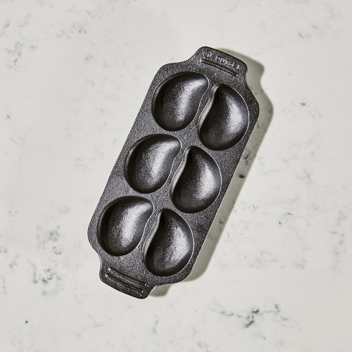Cast-Iron Oyster Grill Pan