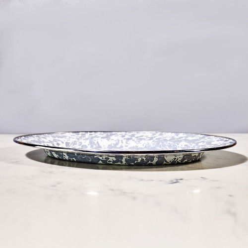 Oval Tray by Golden Rabbit