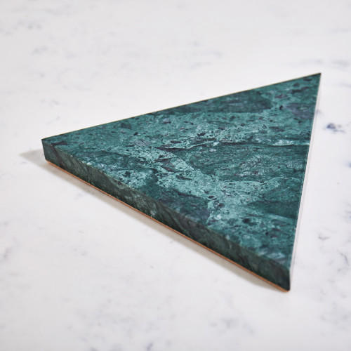 Stone Triangle Trivet by FS Objects