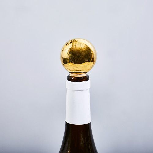 Cone Mass Wine Stopper by FS Objects