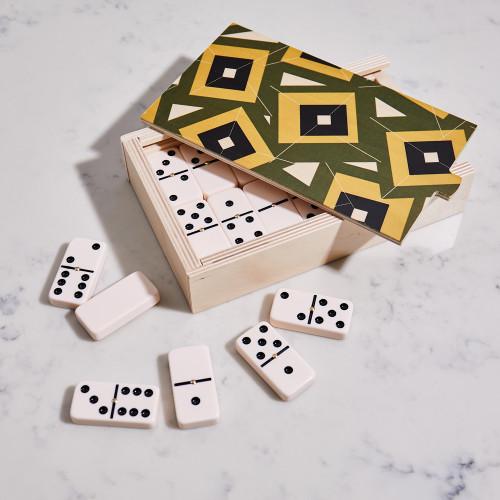 Domino Set by Wolfum