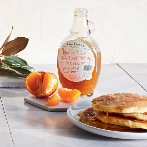 Satsuma Syrup by Blackberry Patch Preserves