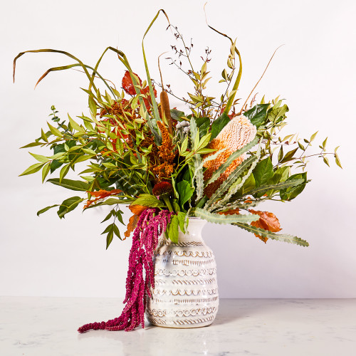 Indie Vase with Stems by The Vine