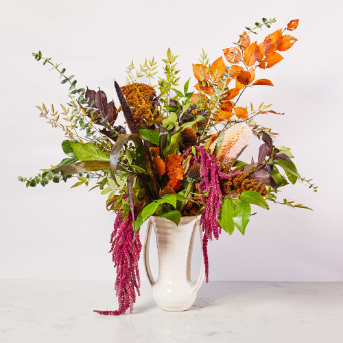 Zara Vase with Stems by The Vine