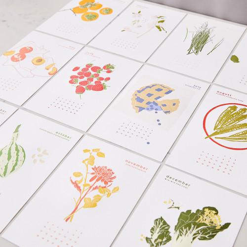 2019 Sunny Side Calendar by Brown Parcel Press