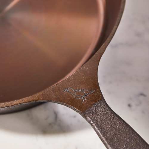 No. 12 Cast-Iron Skillet by Smithey Ironware