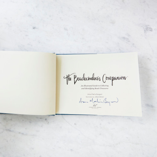 The Beachcomber's Companion by  Anna Marlis Burgard