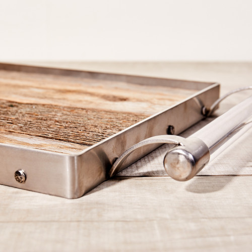 Wooden Serving Tray by Sea Island Forge